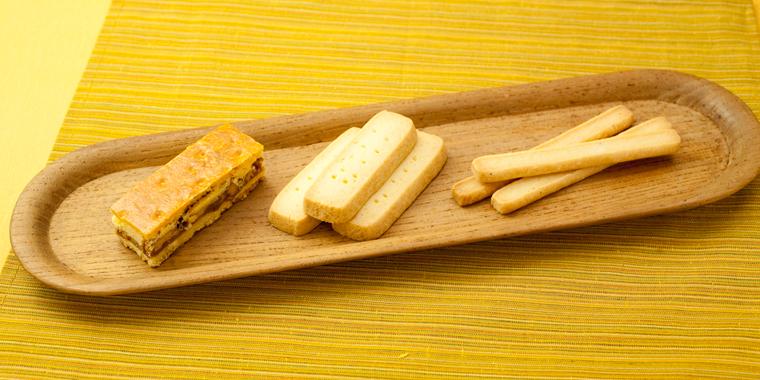 恵那川上屋の定番洋菓子