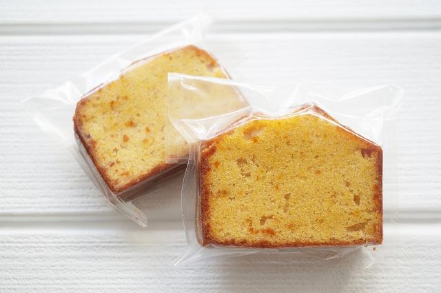 保存 パウンド ケーキ