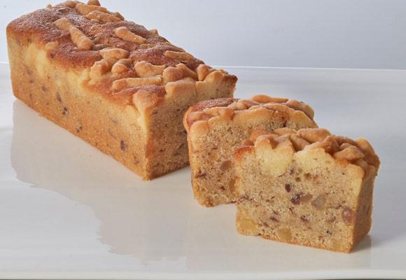 栗きんとんパウンドケーキ