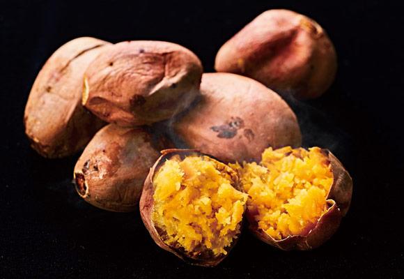 安納芋の蜜焼芋